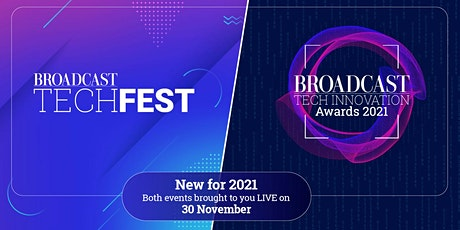 Broadcast Tech Fest 2021 tickets