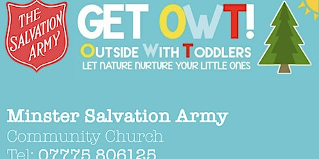 Get OWT with Minster Salvation Army Toddlers tickets
