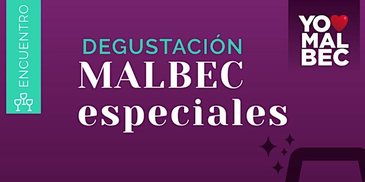 Imagen de Degustación de Malbec Especiales