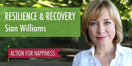 Resilience and Recovery - with Sian Williams tickets