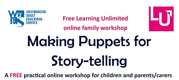 Making Puppets for Storytelling image