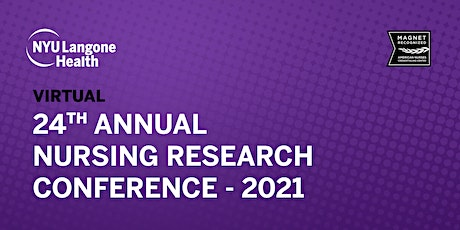 24th Annual Nursing Research Conference tickets