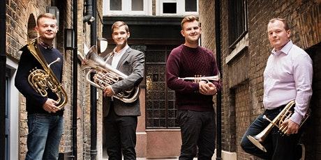 Livestream - A4 Brass Live from the PAH tickets