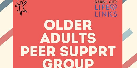 Older Adults Peer Support Group tickets