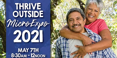 Thrive Outside- MicroExpo 2021 tickets