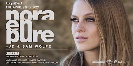 NORA EN PURE   Friday April 23rd 2021   District Atlanta tickets