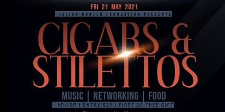 Cigars & Stilettos tickets