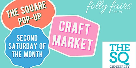 Camberley Craft Market tickets