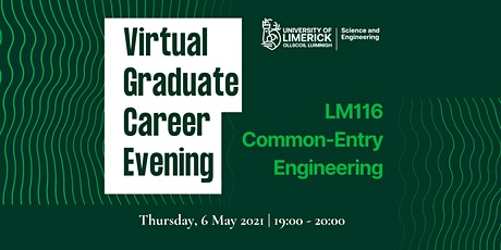 UL Graduate Career Evening:  COMMON ENTRY ENGINEERING tickets