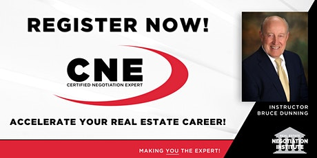 Core Concepts (CNE) - Zoom Class (Bruce Dunning) tickets