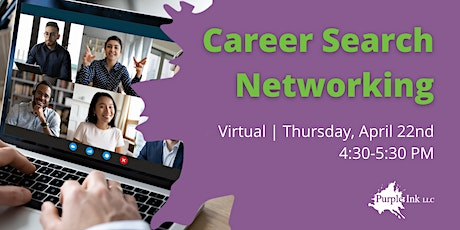 Virtual Career Search Networking tickets