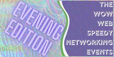 Speedy Networking - Evening Edition tickets