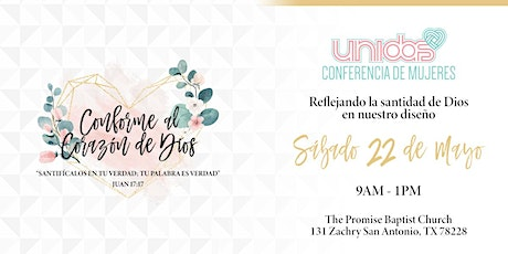 UNIDAS: Conferencia de Mujeres tickets