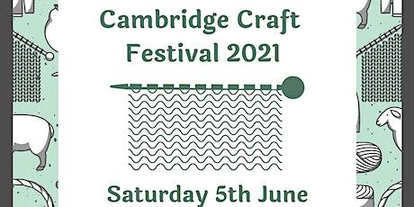 Cambridge Craft Festival tickets