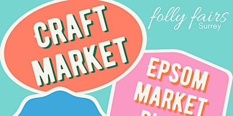 Epsom Craft Market tickets