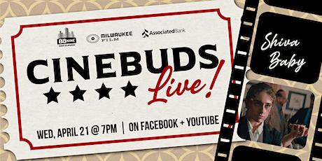 Cinebuds LIVE tickets
