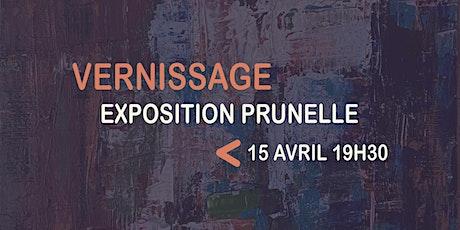 Vernissage  Exposition PRUNELLE  | Ciné Vert 2021 billets