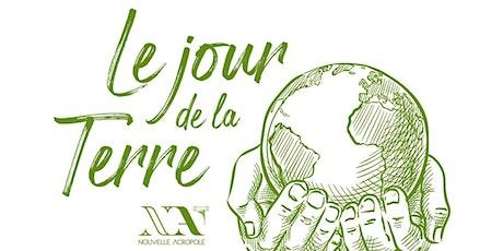 Jour de la Terre - Streetart et  Volontariat écologique billets
