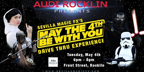 May The Fourth Be With You  - Drive Thru Experience tickets