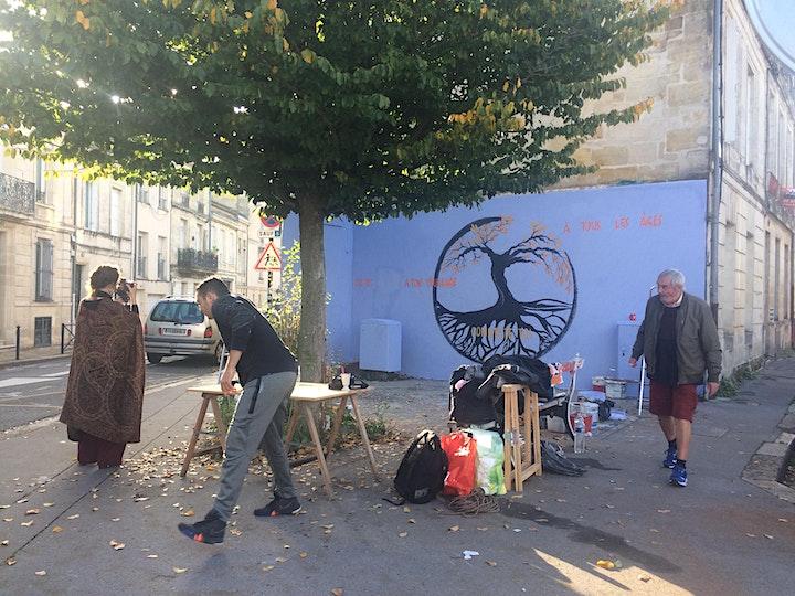 Image pour Jour de la Terre - Streetart et  Volontariat écologique