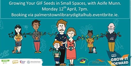 Growing Your GIF Seeds in Small Spaces tickets