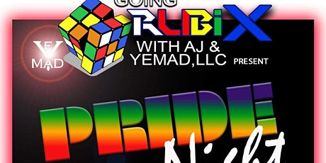 Pride Party at Rubix tickets