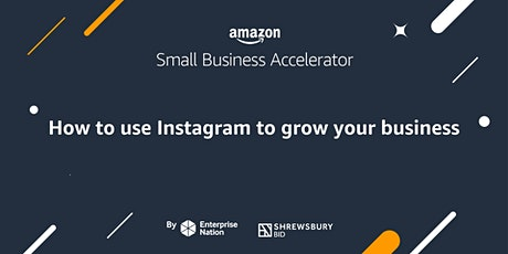 How to use Instagram to grow your business tickets