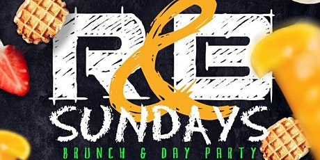 R & B Sundays Brunch & Dinner Party Experience | 2hrs Unlimited Mimosa tickets