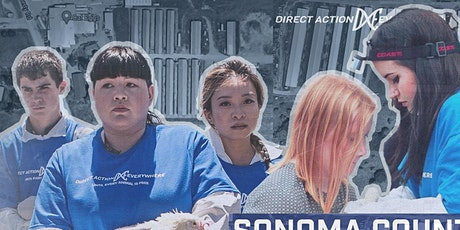 Sonoma County Factory Farm Vigil + Caravan tickets