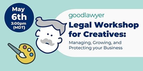 Goodlawyer: Legal Workshop for Creatives tickets