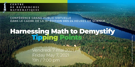 Harnessing Math to Demystify Tipping Points tickets