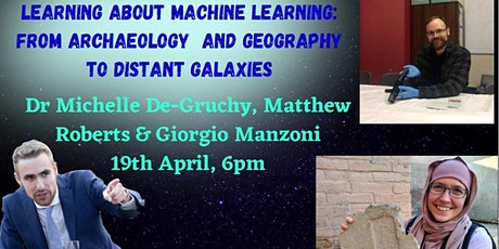 Learning about Machine Learning: from Archaeology and Geography to Distant tickets