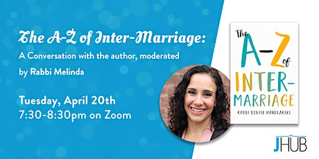The A-Z of Inter-Marriage: A Conversation with the Author tickets