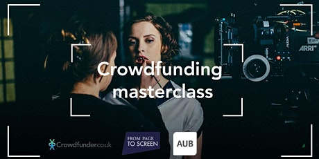 Free Crowdfunding Masterclass in Film finance tickets