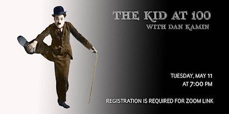 The Kid At 100: Celebrating A Chaplin Masterwork tickets
