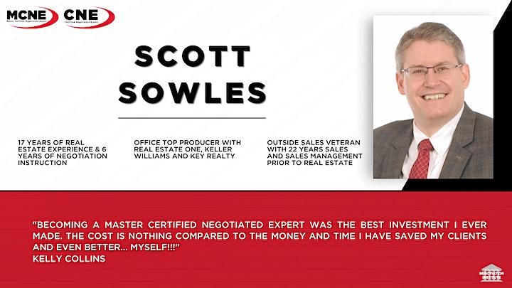 Certified Multiple Offers Expert (CMOE) - Zoom Class (Scott Sowles) image