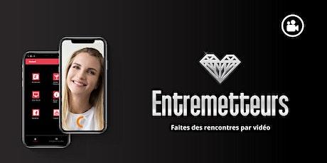 Québec: Speed dating virtuel des Entremetteurs billets