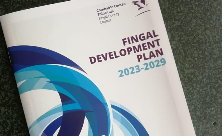 Sustainable Skerries:  Information / Discussion re Fingal Development Plan image