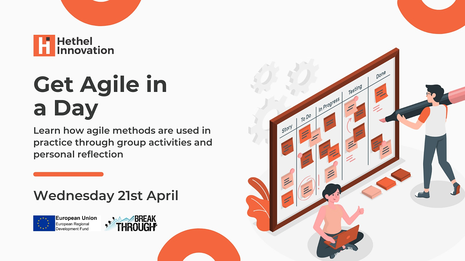 Get Agile in a Day