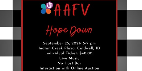 Hope Down tickets