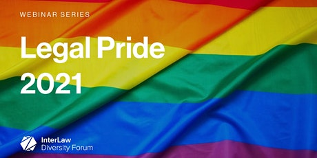 Legal Pride 2021 | The Past, Present, and Future of Pride with Stonewall tickets