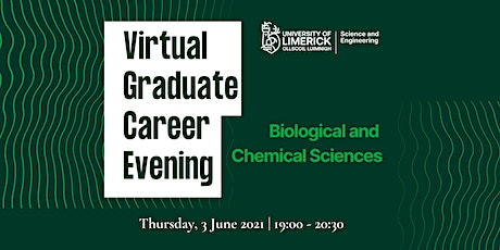 UL Graduate Career Evening:  Science tickets