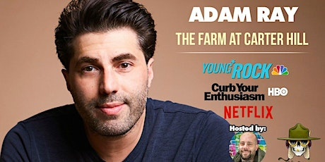 Comedy Night with Adam Ray tickets