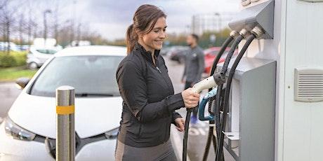 Electric Vehicle Energy Taskforce Webinar: Smart Charging & Cyber Security tickets