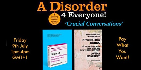 A Disorder for Everyone! - Crucial Conversations tickets