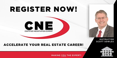 Core Concepts (CNE) - Zoom Class (Scott Sowles) tickets