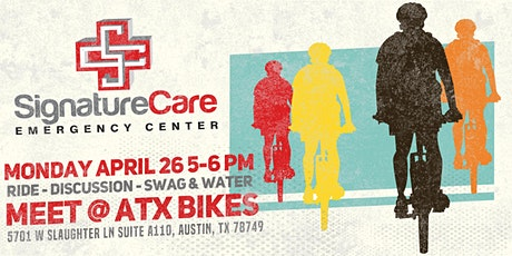 SignatureCare ER Ride with a Doc tickets