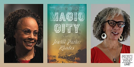 P&P Live! Jewell Parker Rhodes | MAGIC CITY with Carole Boston Weatherford tickets