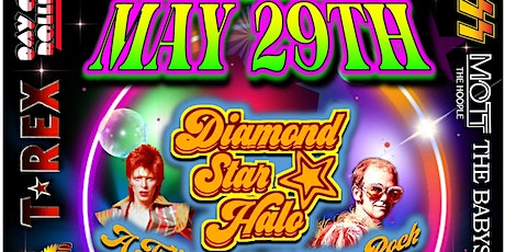 Diamond Star Halo At Tony V's Garage tickets