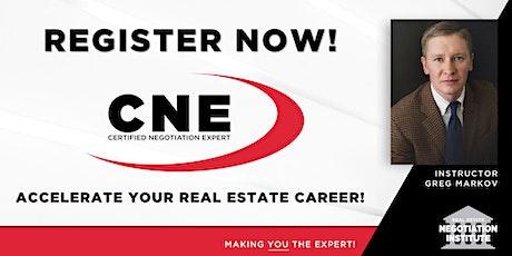 Core Concepts (CNE) - Zoom Class (Greg Markov) tickets